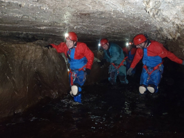 Try Caving
